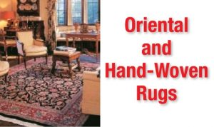 Oriental and Hand Woven Rugs